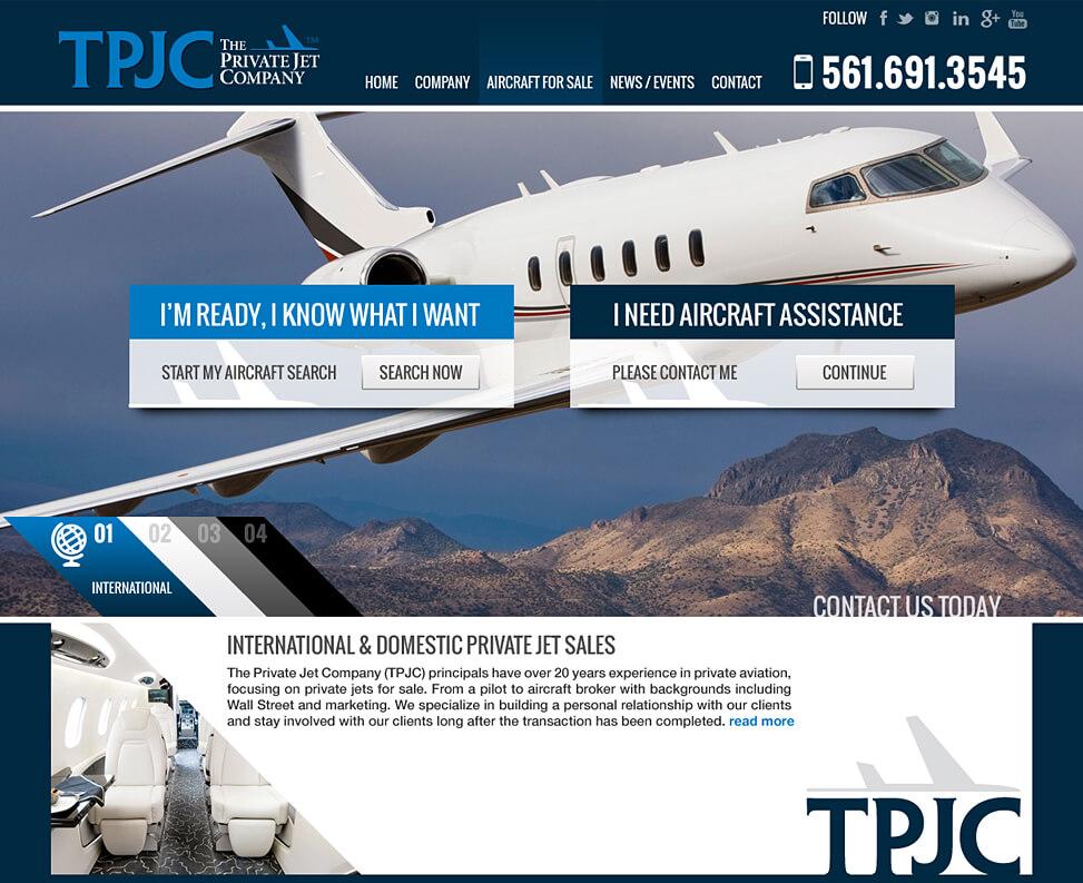 The Private Jet Company  561 Media