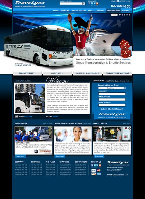 Travelynx Usa 561 Media