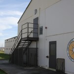Fomerly D block - full size prison for training tactics