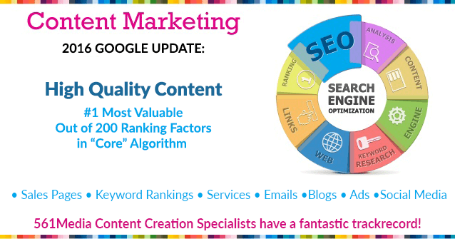 Content Marketing SEO Boca Raton