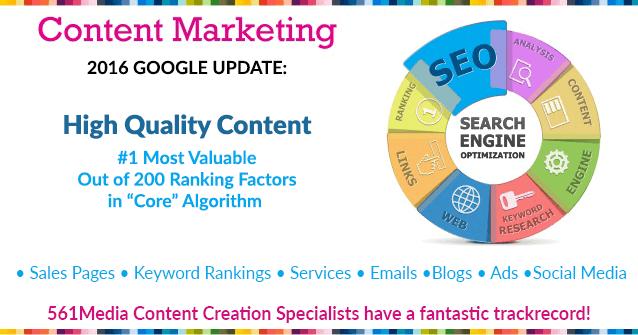 Content Marketing SEO Boca Raton