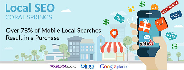 Local SEO Coral Springs